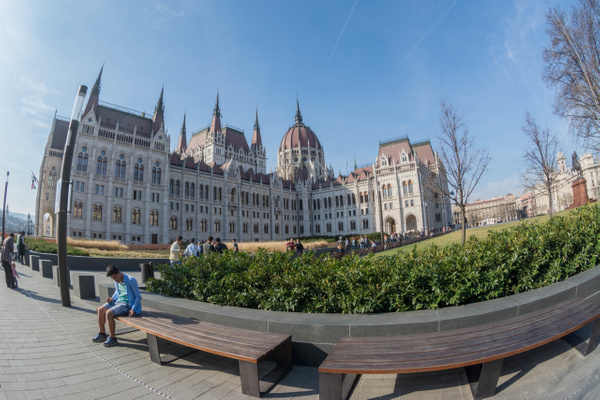 Day 5 PM Hungarian Parliament Building by Willis Chung