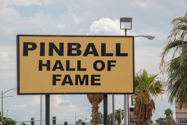 2017Sep Las Vegas Pinball Hall of Fame by Willis Chung...