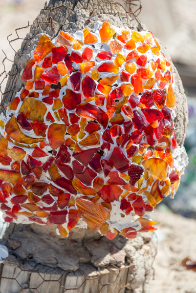 A glass work in progress. by Willis Chung
