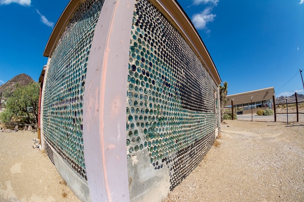 South and east walls getting full sun. by Willis Chung
