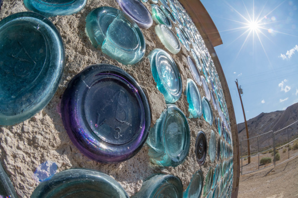 2017Sep Tom Kelly's Bottle House, Rhyolite, NV by Willis Chung