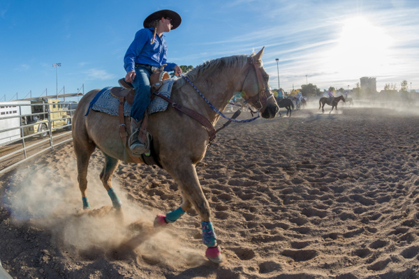 2017Nov Las Vegas High School Rodeo by Willis Chung