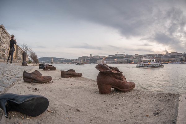 Day 8 Hungarian National Museum, Shoes on the Danube...