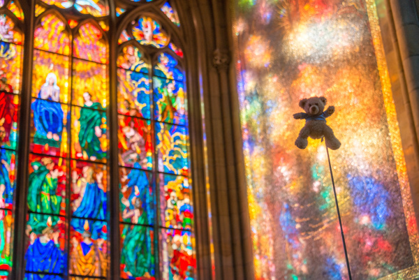 Day 4 AM St. Vitus Cathedral by Willis Chung