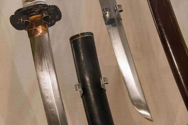 Some more utilitarian swords.