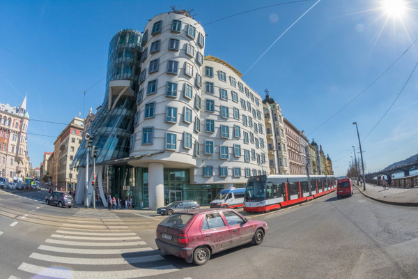 Day 7 PM Dancing House by Willis Chung