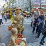 Day 9 PM Wenceslas Square Easter Market