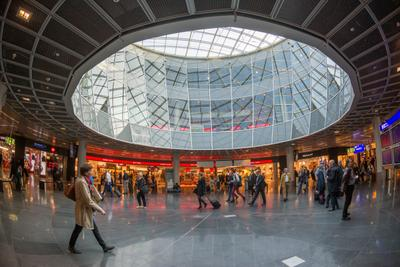 Day 10 Frankfurt Airport