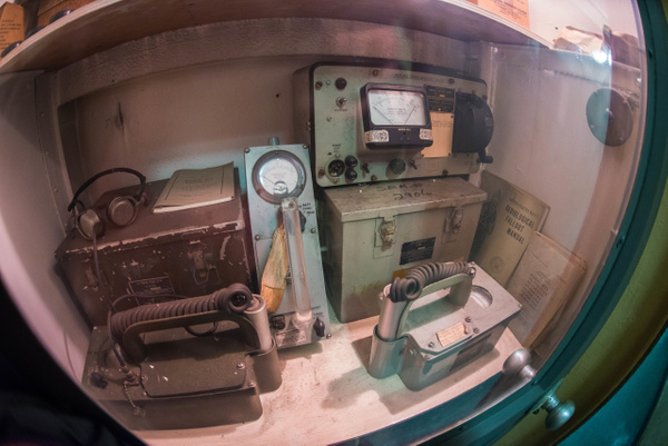 Radiation survey meters, important at the height of the...