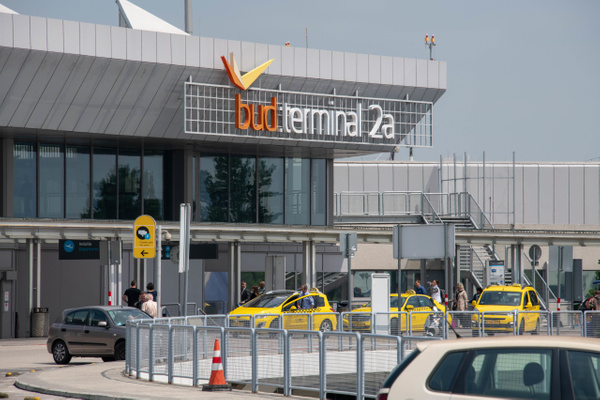Day 6: Budapest Ferenc Liszt International Airport by...