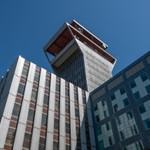 Day 2: Regina DAB Praha, Central Telecommunication Building CETIN