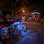 Day 2 Harley Illuminated