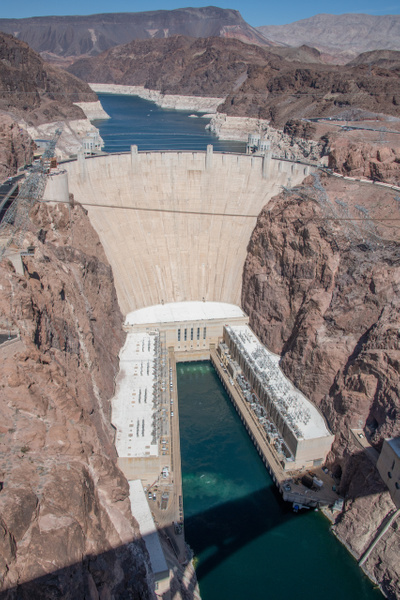 2018Sep Hoover Dam by Willis Chung