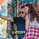 Day 5 Lennon Wall, walk to Petrin Hill