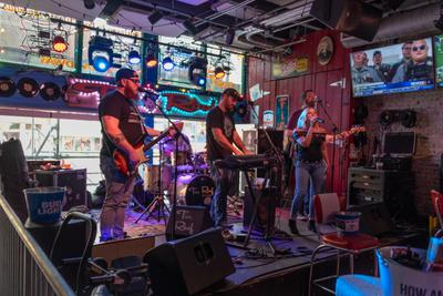 Day 1 Mural and Honky Tonk Photo Tour