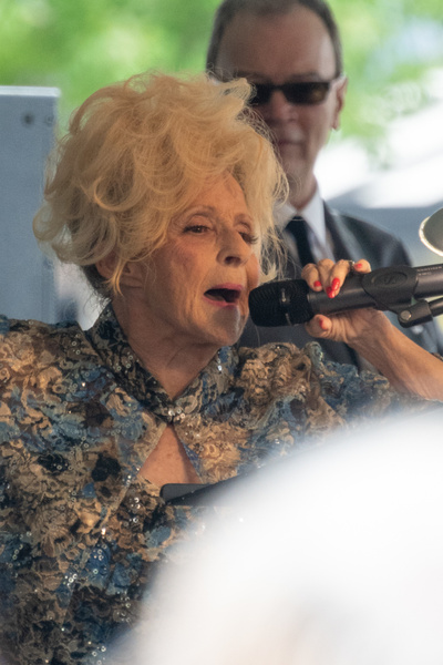 Day 3 Brenda Lee inducted into Music City Walk of Fame...