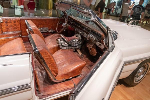 Webb Pierce's gunned up 1962 Pontiac Bonneville by...