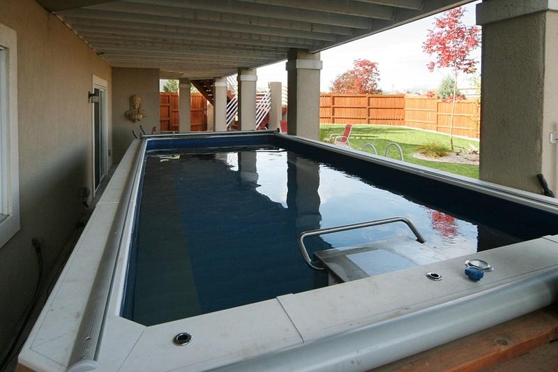 lap pool open