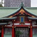 Day 3 Hie Shrine Tokyo