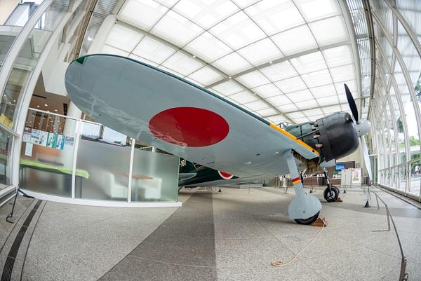 Day 3 Yūshūkan Military Museum by Willis Chung