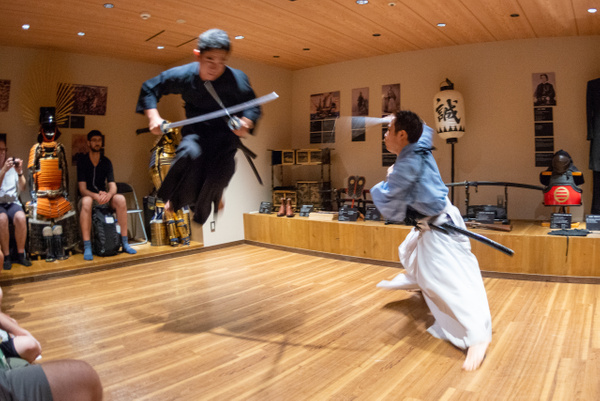 Day 7 Shinjuku Samurai Museum by Willis Chung