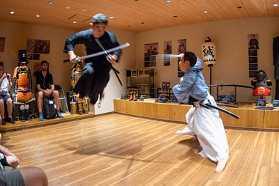 Day 7 Shinjuku Samurai Museum