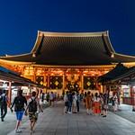 Day 8 Sensō-ji Temple Evening