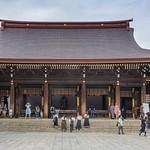 Day 9 Meiji Jingu