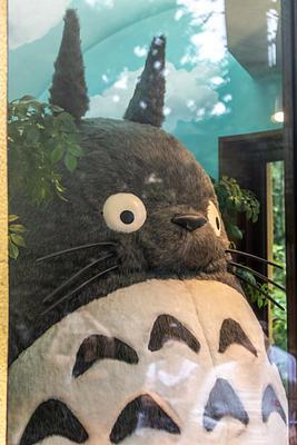 Day 10 Studio Ghibli Museum