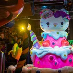 Day 11 Lunch at Kawaii Monster Cafe