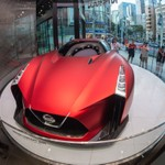Day 12 Nissan Crossing Ginza