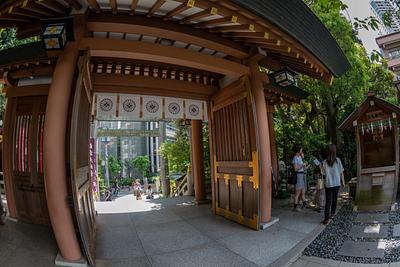 Day 14 Tsukudo & Tokyo Daijingu Shrines