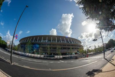Day 14 New National Stadium, Tokyo