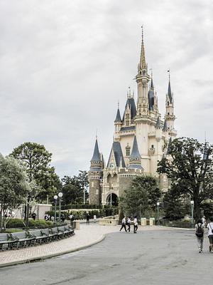 Day 15 Tokyo Disneyland after typhoon