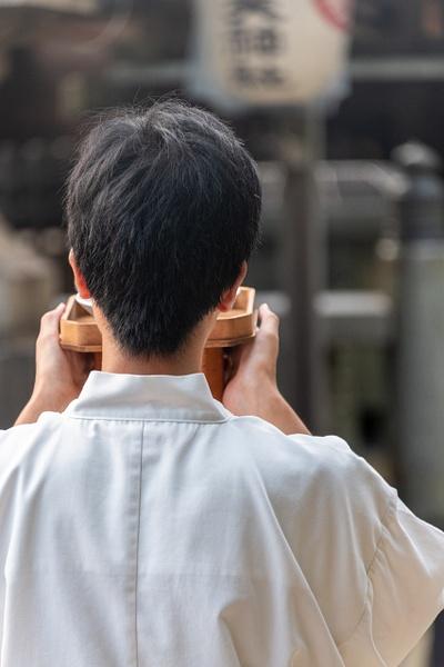 Day 16 Hanazono Inari-jinja Shrine by Willis Chung