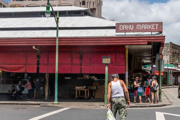 Day 10 Oahu and Kekaulike Markets with Chet by Willis...
