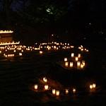 Twilight, cemetery, Vaasa