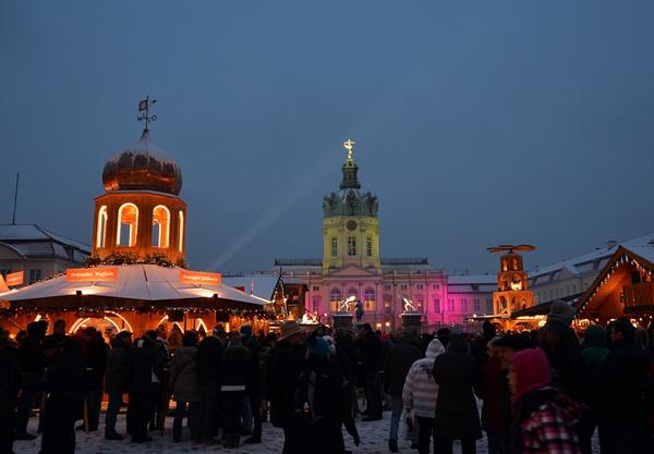 Christmas Berlin - 2012 by Mariah Nile