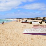 Cape Verde-land of downy waves