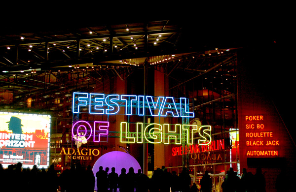 Berlin Festival of lights 2012 by Mariah Nile