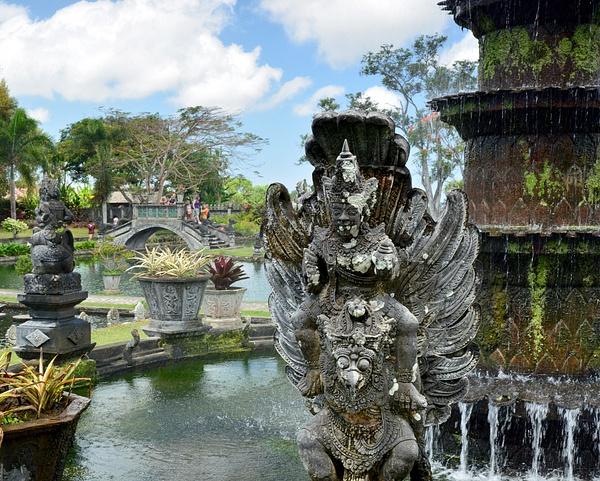 Northern coast of Bali 2015 by Mariah Nile