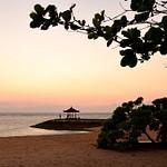 Southern coast of Bali