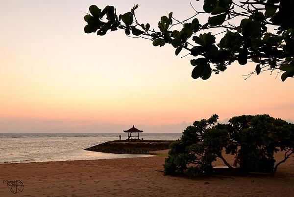 Southern coast of Bali by Mariah Nile