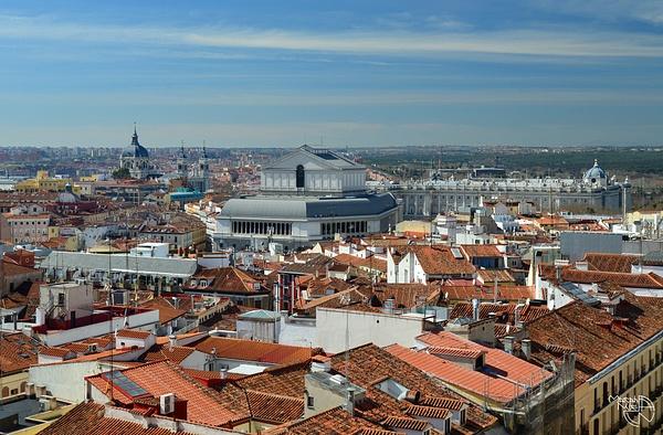 Madrid 2015 by Mariah Nile