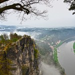 Sächsische Schweiz Germany 2017