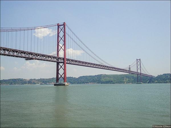 Lisboa by MaximEfimov