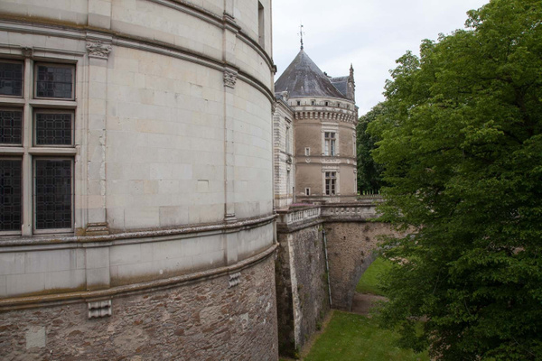 Chateau de Le Lude by MartinBishop