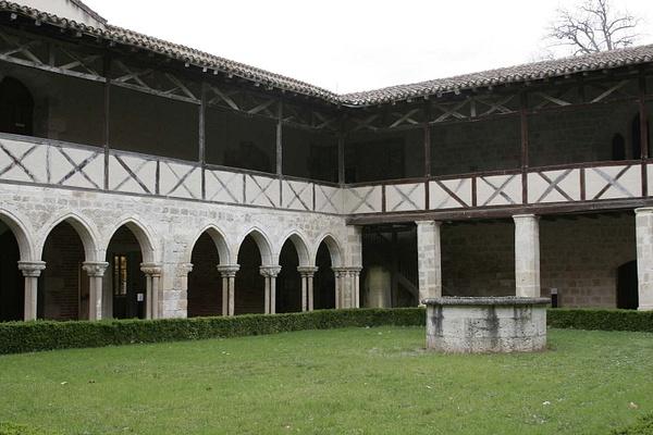 Abbaye de Flaran by MartinBishop