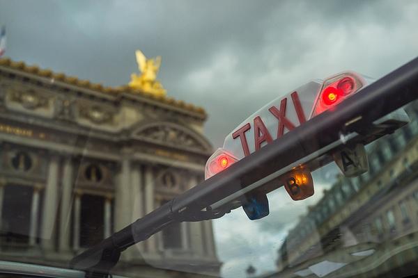 Paris by Oleg Kurovsky