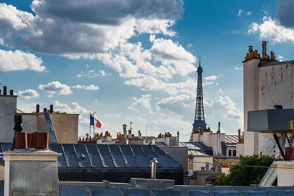 2013-2808 Paris by Oleg Kurovsky